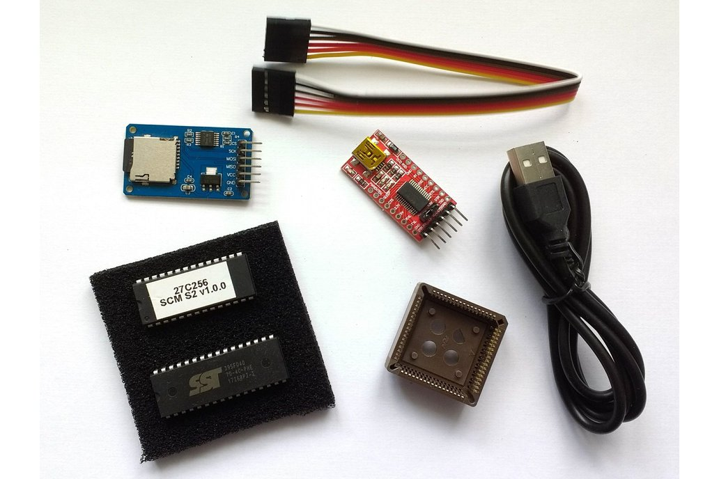 Components for RC2014 and Z50Bus 1