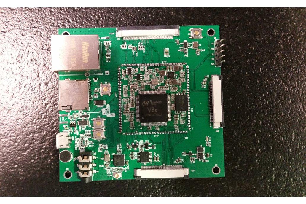 Dolphin Pi / Allwinner V3s development board 1