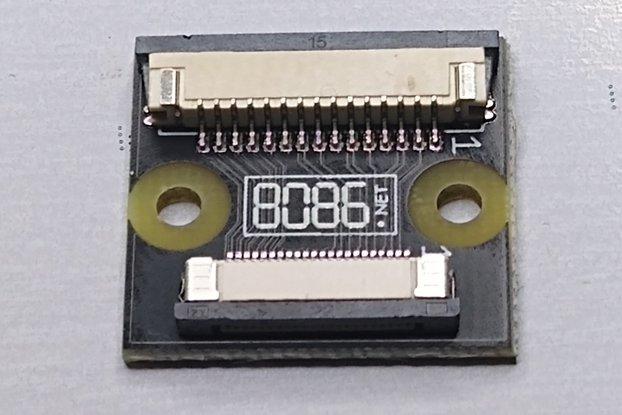 Zero Camera Cable Adaptor for Raspberry Pi