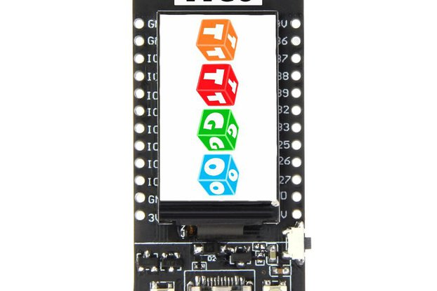 LILYGO® TTGO T-Display ESP32 WiFi&Bluetooth Module