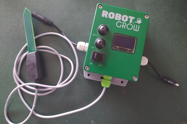 Watering Electronics System
