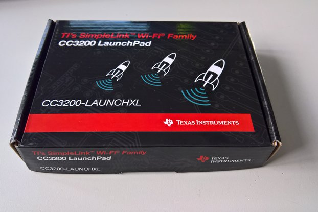 SimpleLink WiFi CC3200 Launchpad Development Kit