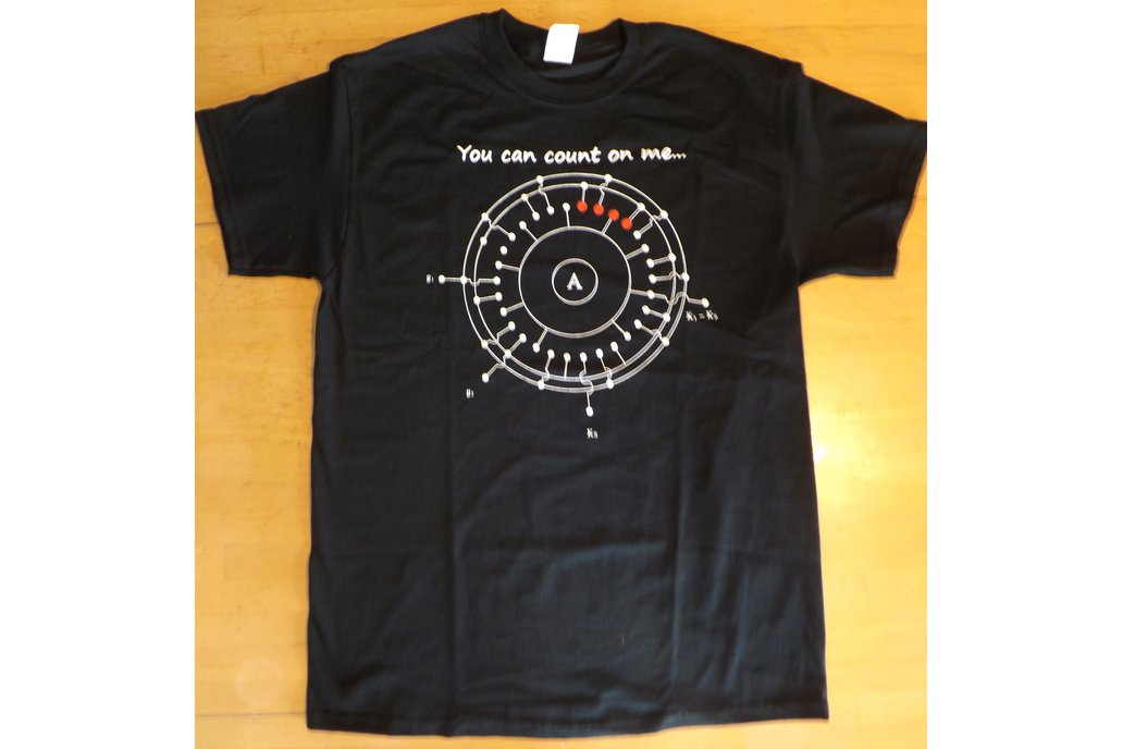 Dekatron T-Shirt  1