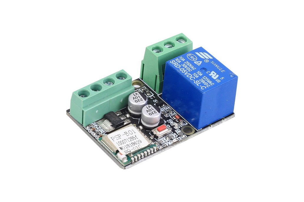 DC 12V 2.4G IoT Wireless Transceiver (GY18128) 1
