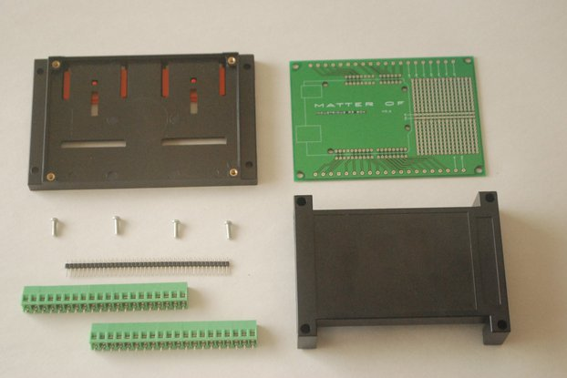Industrious Arduino R3 Box Kit