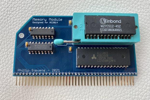 Memory Module PCB