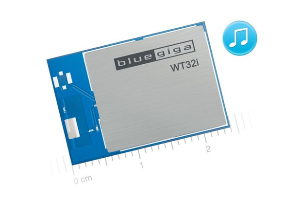 Bluegiga WT32i Bluetooth Audio Module WT32i-A-AI6