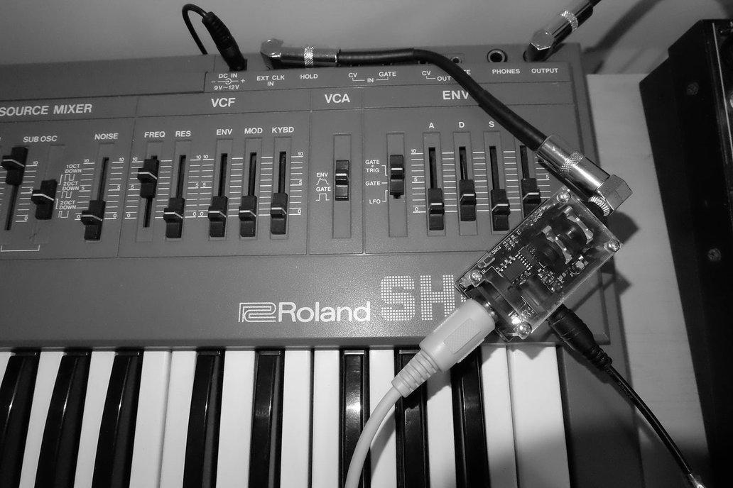 ARP sync pro Midi 1