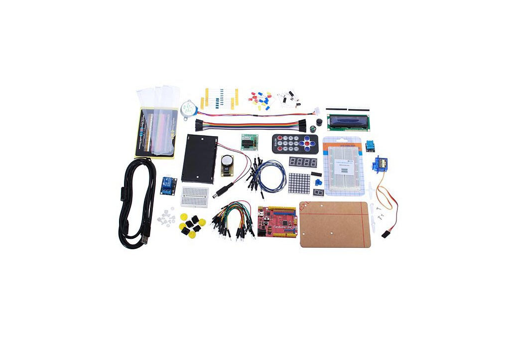 2014 New Arduino Compatible Starter Kit 1