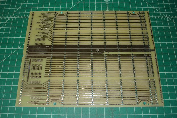 Reproduction OSI 580 8-Slot Backplane Motherboard