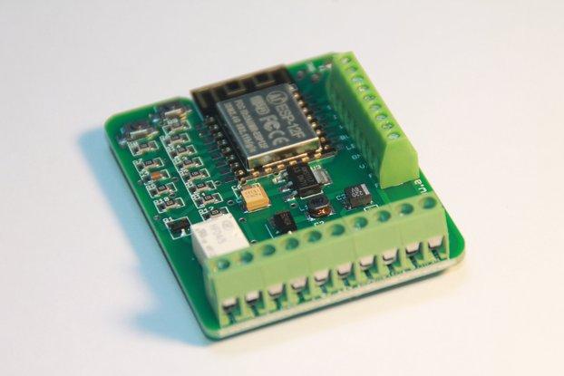 ESP-RFID Relay Board (12V for ESP8266 Board)