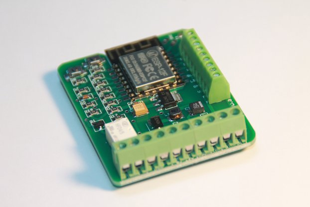 ESP-RFID Relay Board (12V for ESP8266 Board)