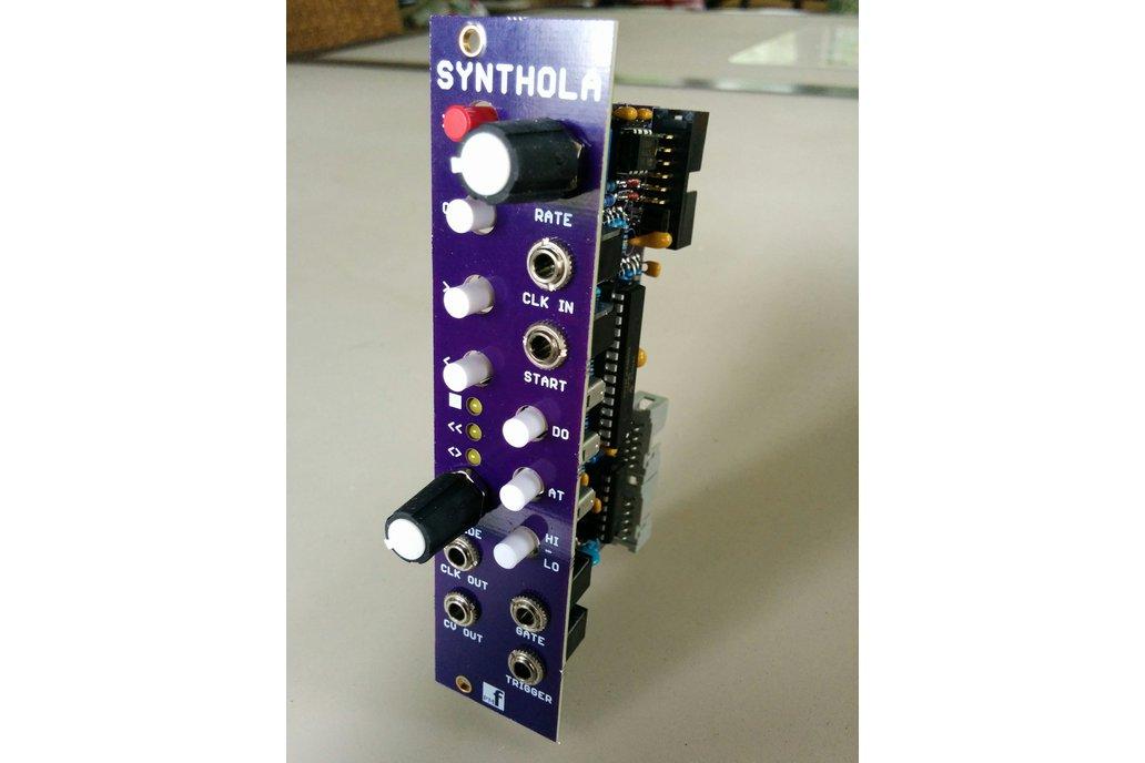 Synthola Sequencer (Eurorack PCB Set) 3
