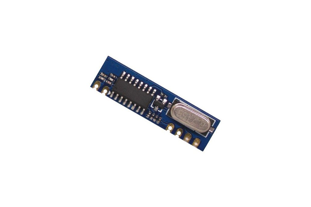 SRX887  433MHz Super Heterodyne Receiver Module 1