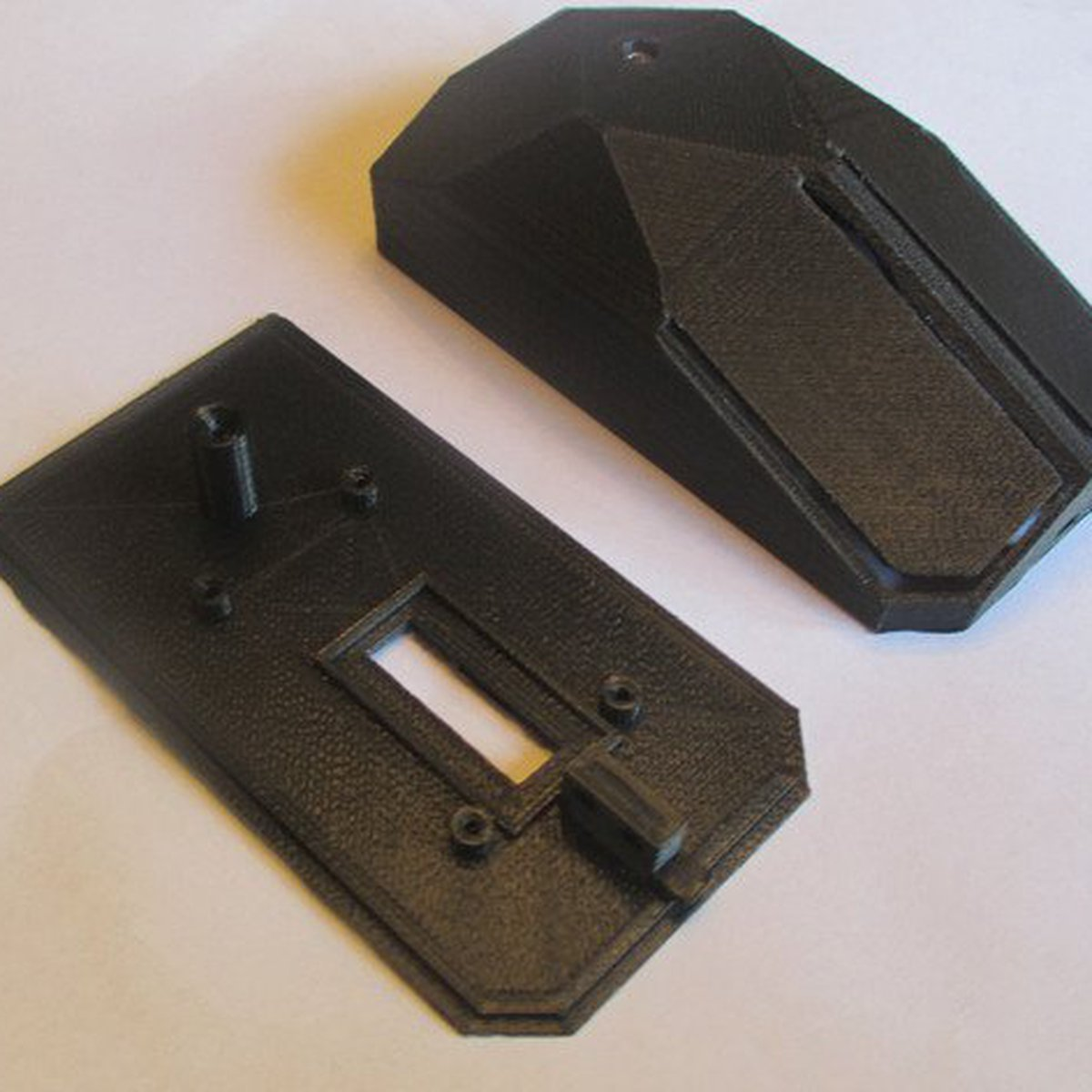 3D Printed mouse and hardware Kit from tom10122 on Tindie