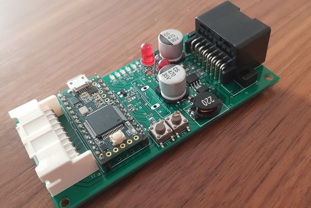 Teensy 3.2 CAN bus module