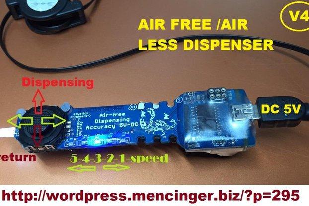 Syringe Paste Liquid  Dispenser 5V DC USB -NEW V4