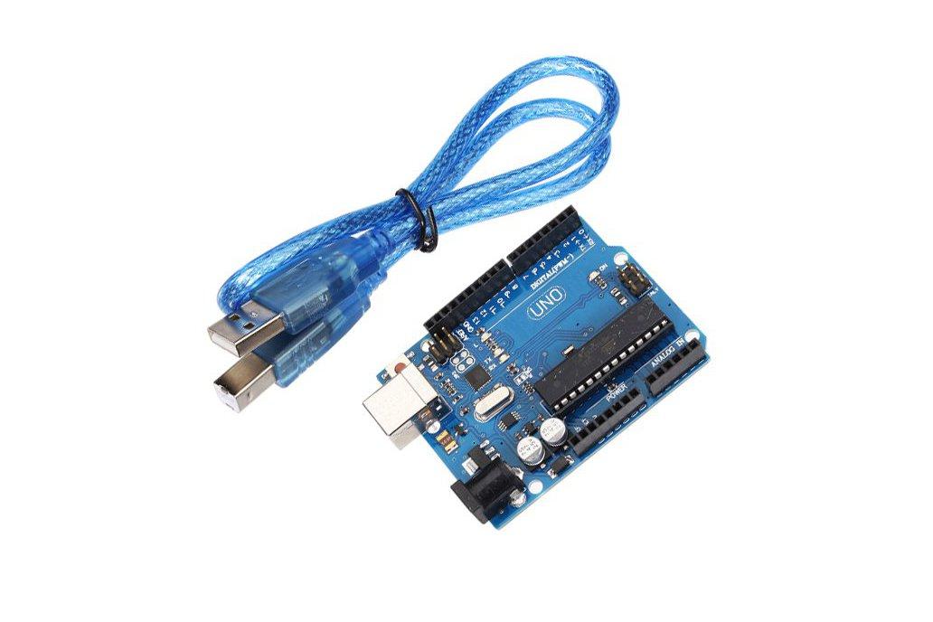 Arduino Compatible R3 USB Board 1