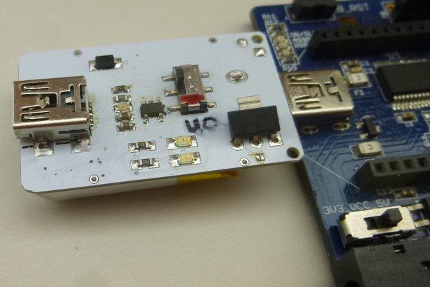 USB-Mini LiPo