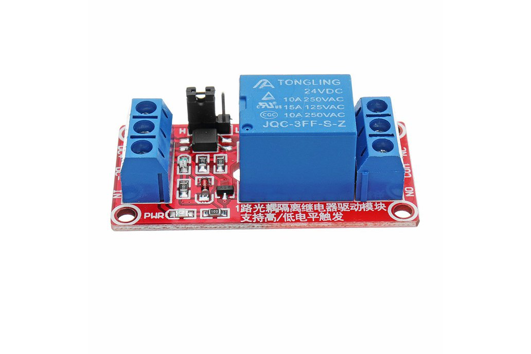 Channel Level Trigger Optocoupler Relay Module 1