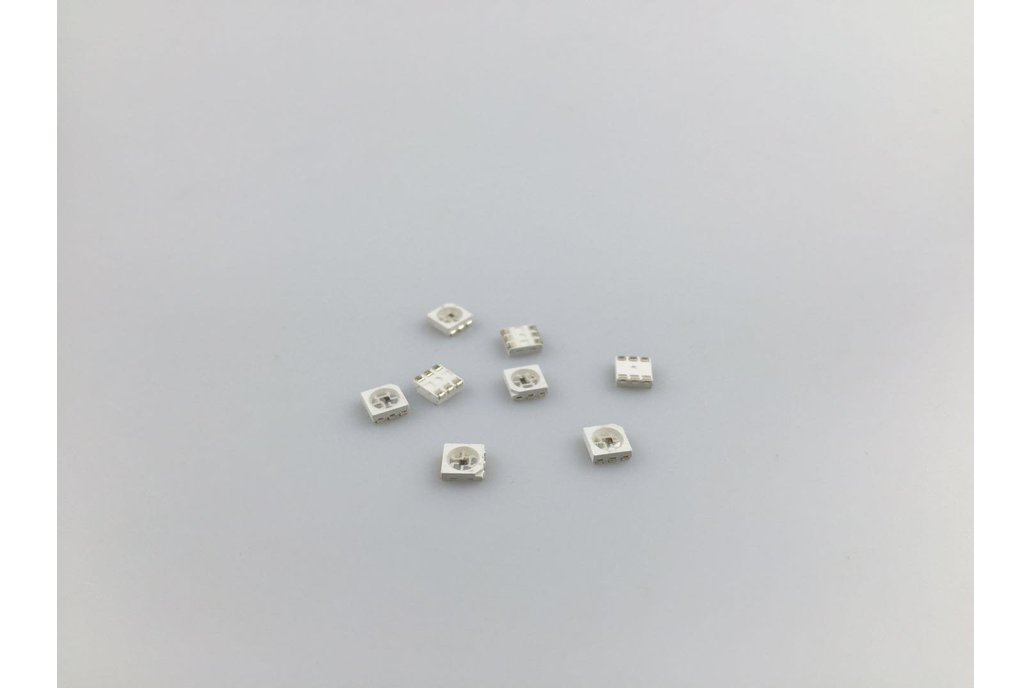 APA107 RGB Pixel LED chip, replace APA102/APA102C/ 1