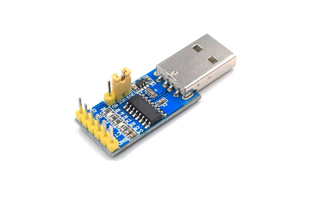CH340G USB to Serial Adapter for Arduino Pro Mini 3
