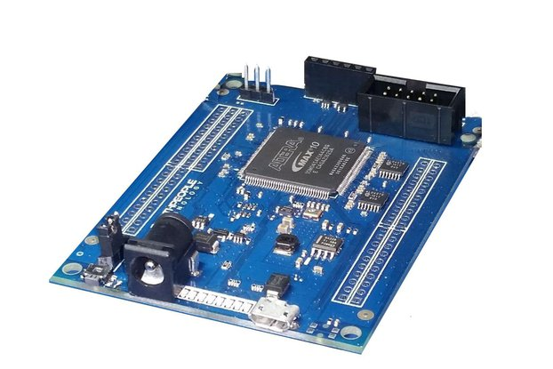 Altera Max10 FPGA Development Board - MaxProLogic