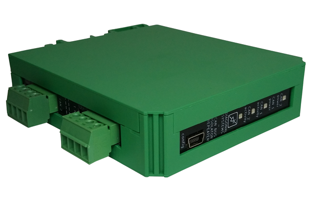 Configurable CAN Bus Isolator / Repeater
