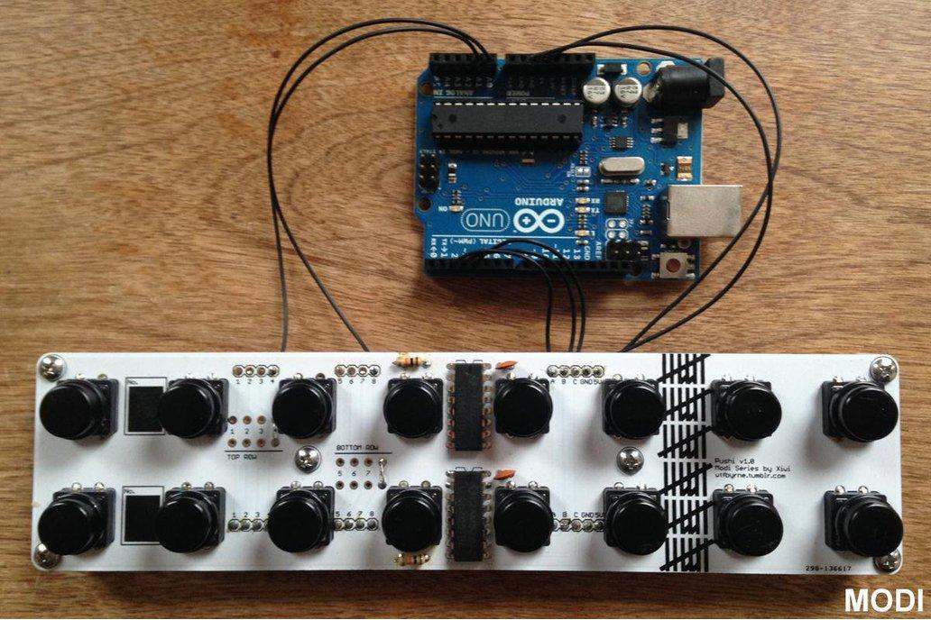2x Kit - Modi Controller Series 4