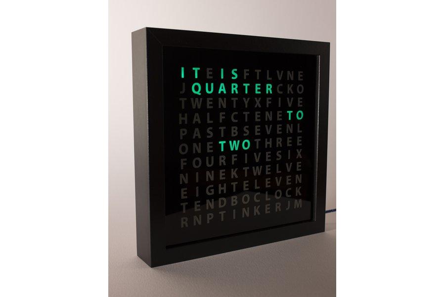 Tinker's Word Clock - Kit or Assembled (v4)