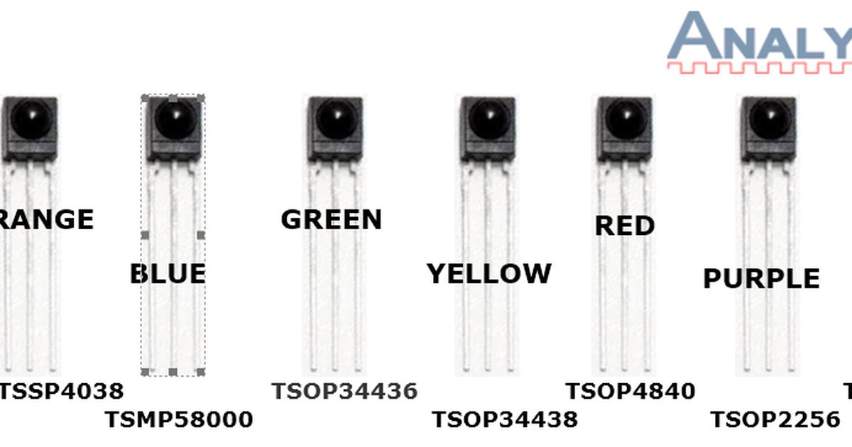 infrared component starter kit