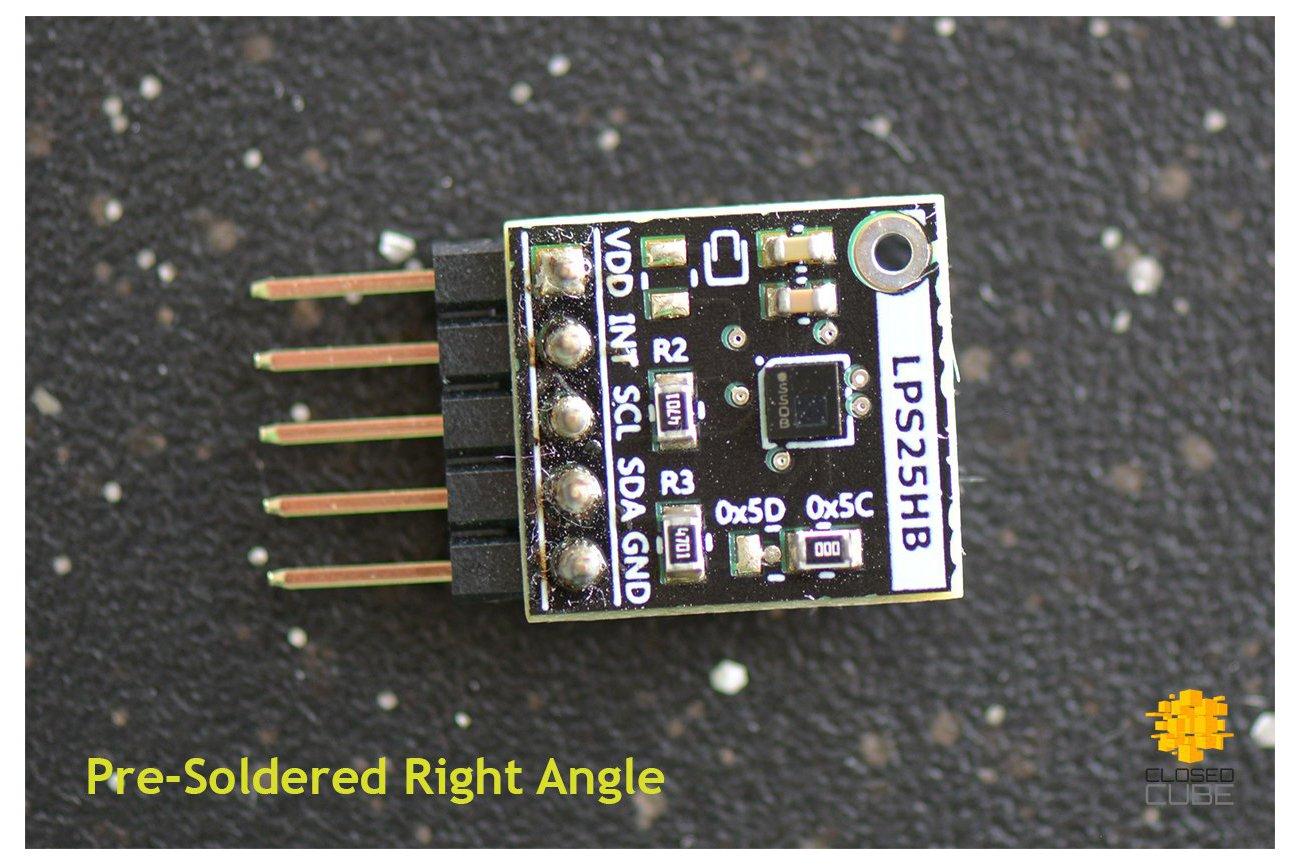 LPS25HB MEMS Absolute Barometer / Pressure Sensor