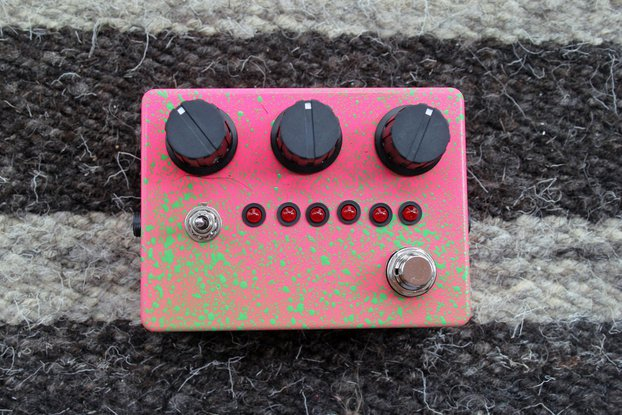 8BITM8 GTR - Bit Crusher Effects Pedal for Guitars