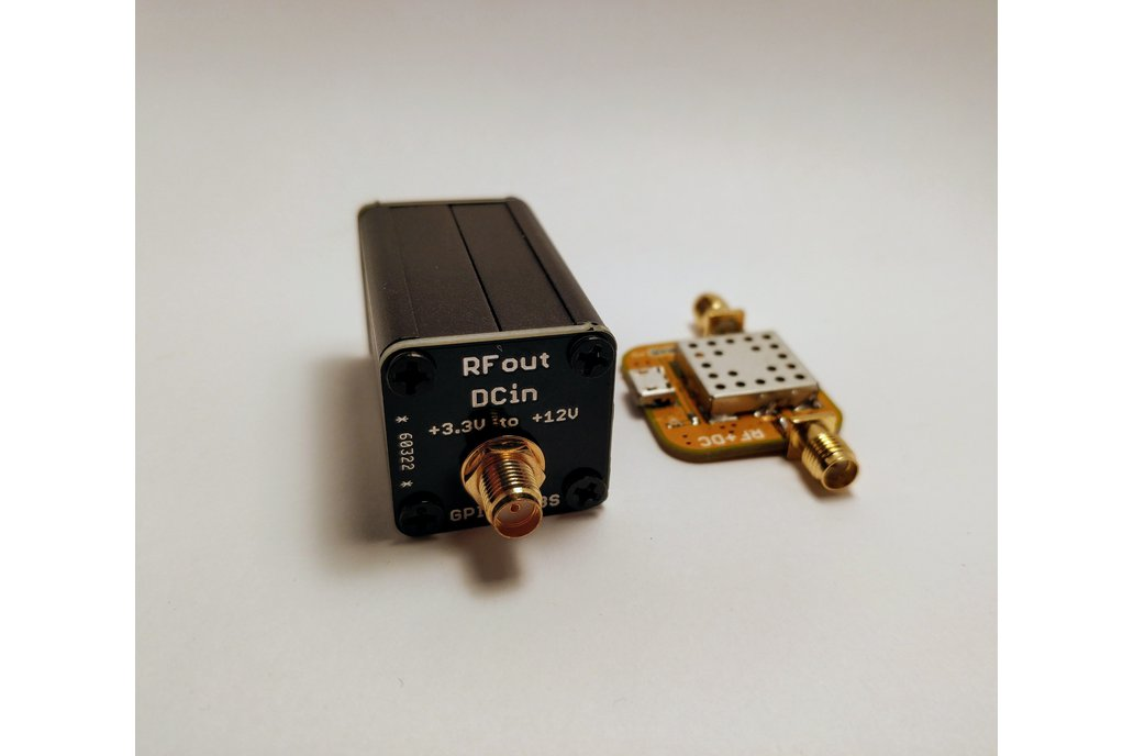 Airband Filtered Low Noise Amplifier 118-140 MHz 1
