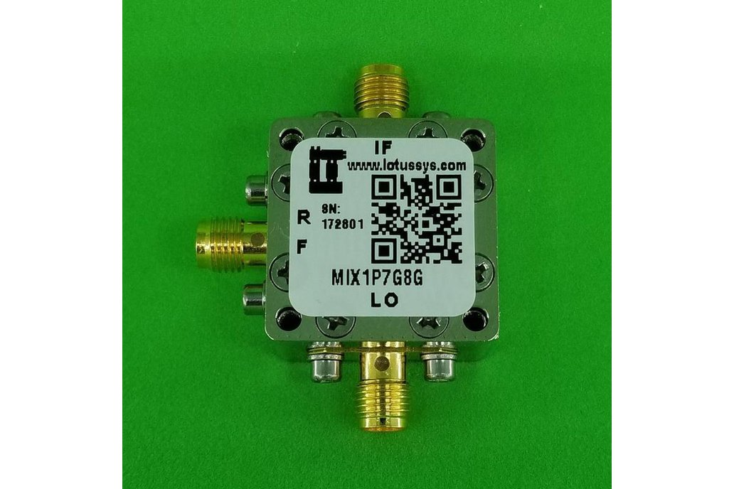Frequency Mixer 1.7G - 8GHz RF (Passive) 1