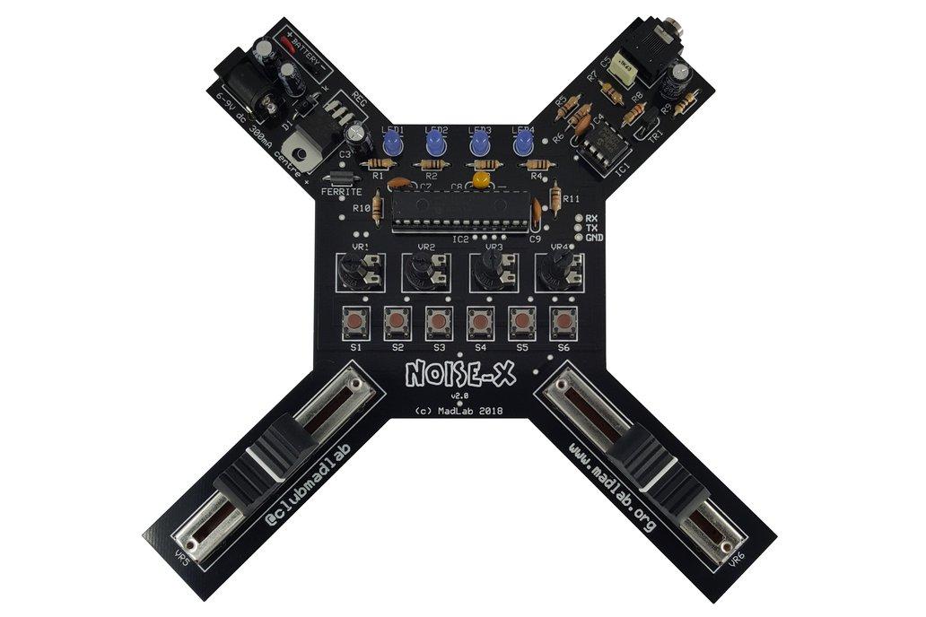 Noise-X Kit 1