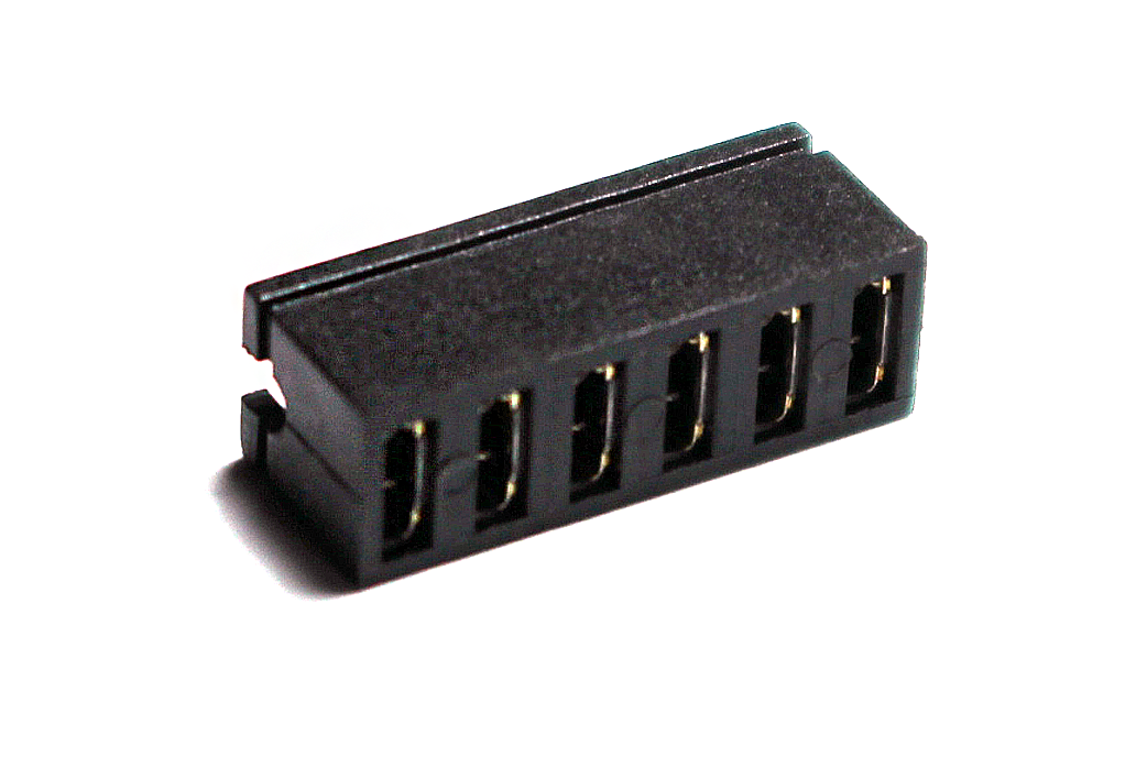 2x6-pin Jumper Shunt 2