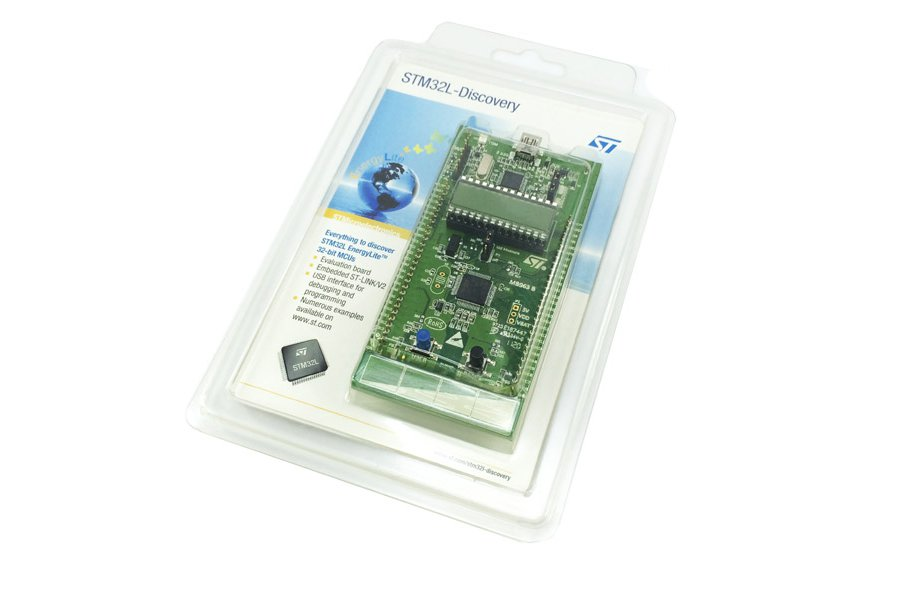 STM32L-DISCOVERY kit from STMicroelectronics