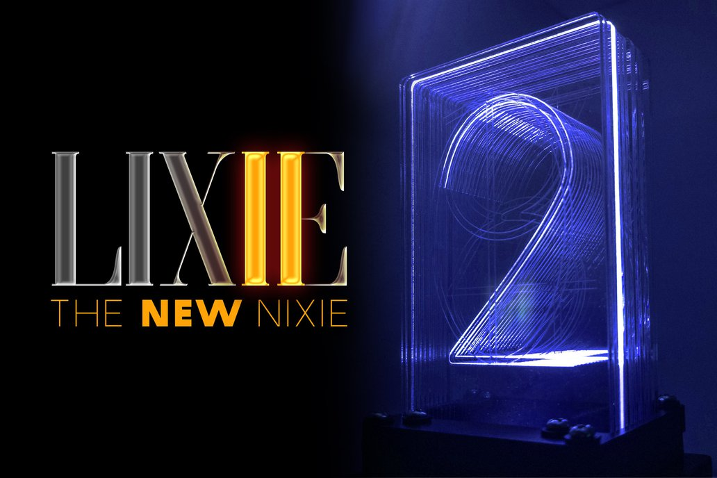 LIXIE II - The #NewNixie for Arduino! (Kit) 1