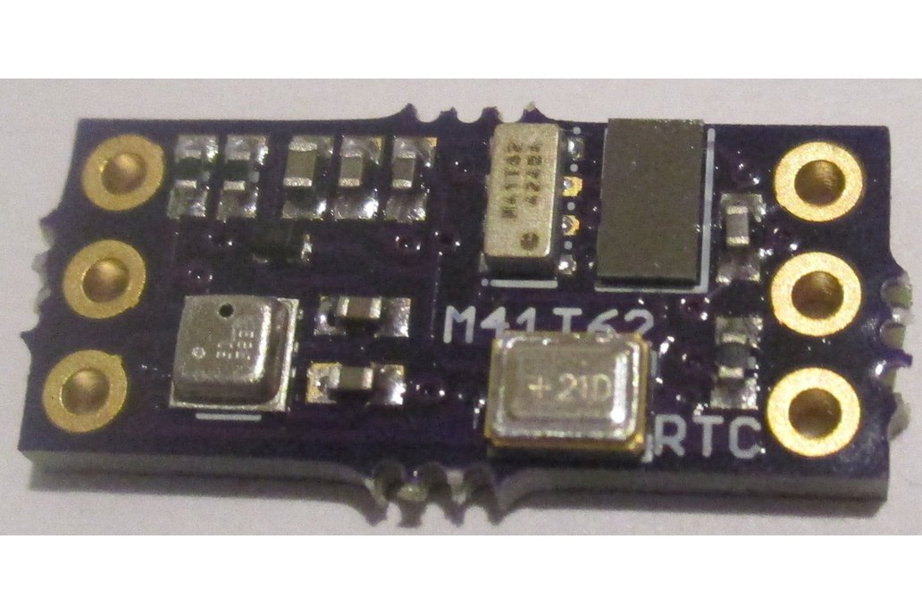 M41T62 Real Time Clock Add-On for Teensy 3.X 1