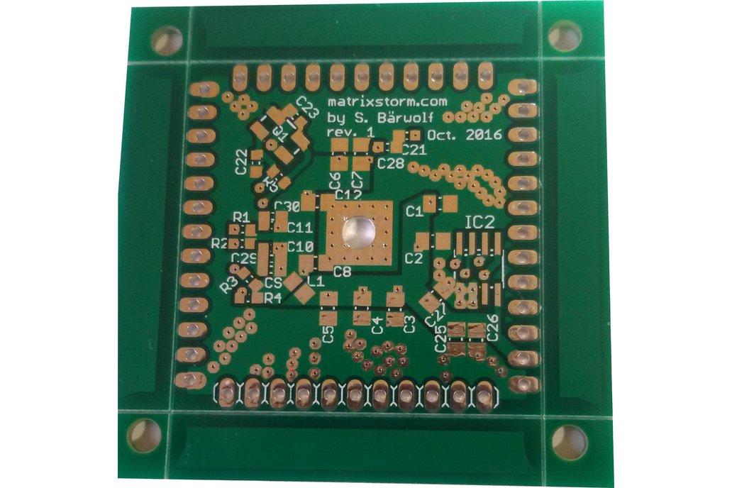 LAN951X USB (-HUB), Ethernet & GPIO adapter board 12