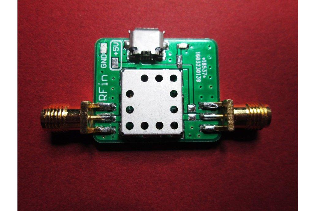 Low Noise Amplifier 100 kHz to 2000 MHz Gain 30dB 1
