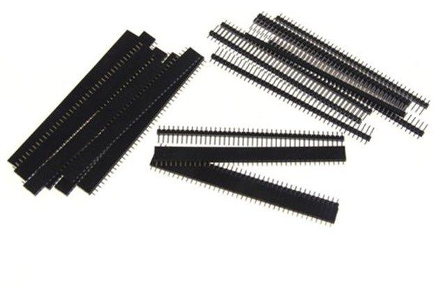 10 pairs Pin Header Connector