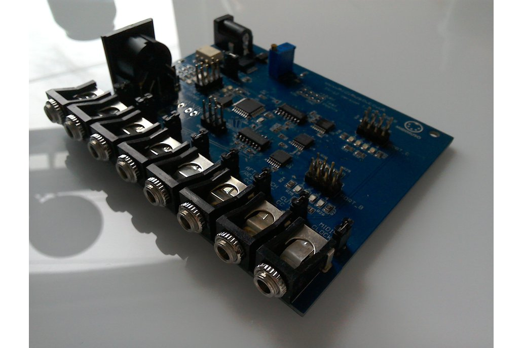 MIDI to CV Converter Midimuso CV-12 Octex 1