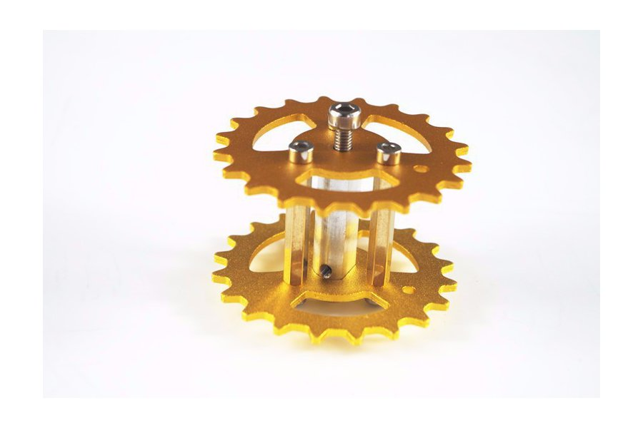 all-metal driving wheel for Tank chassis