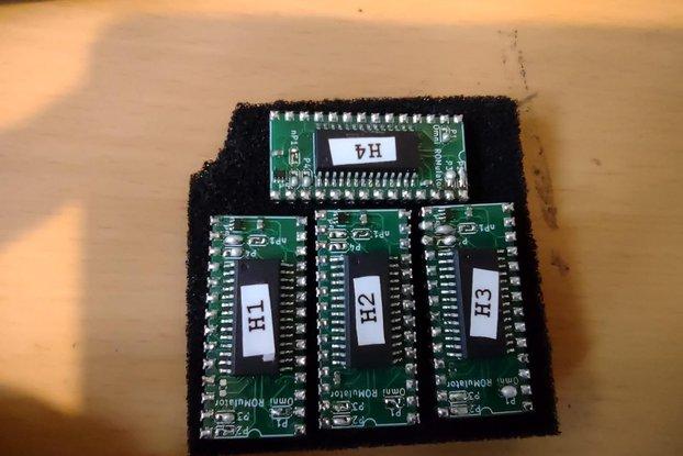 Omni ROMulator - 6540 ROM Set