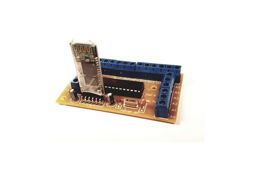 Arduino Bluetooth Breakout Board 1