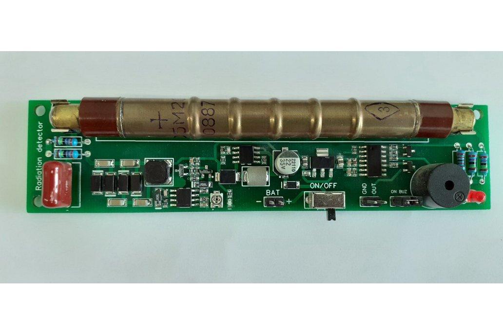 GGreg20_V3 Ionizing Radiation Detector 1