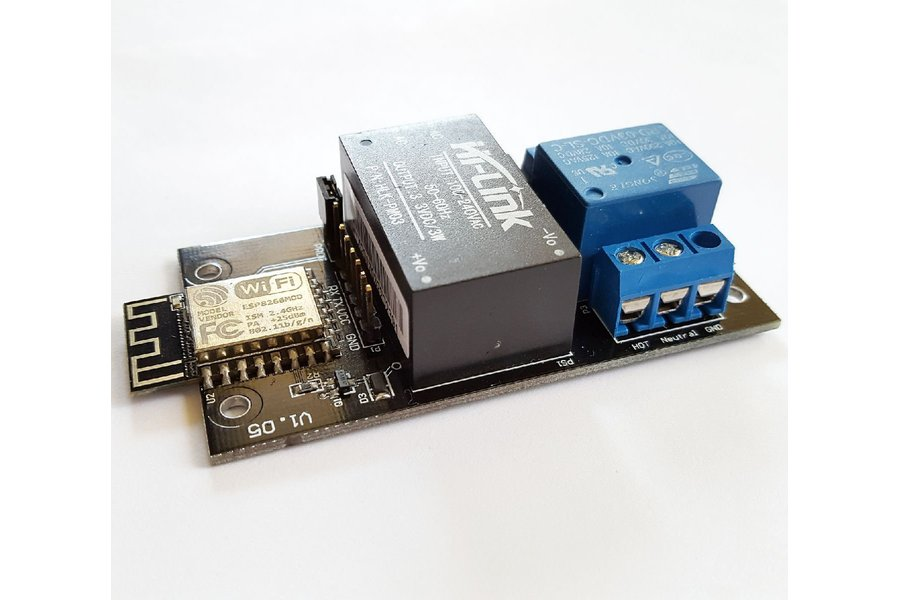 ESP8266 Home Automation Relay