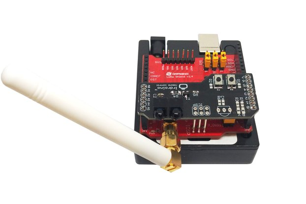 LoRa Infrared Transmitter Kit